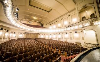 Cine Teatro París de Necochea