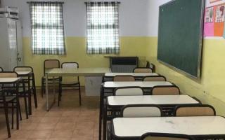 Gustavo Posse reclama  la vuelta a las aulas