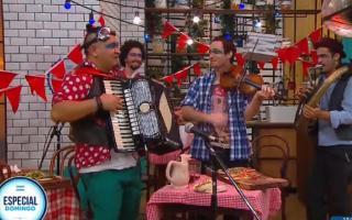 """El """"hit del verano"""" sorprendió al sonar en la TV Pública."""