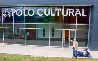 Colón: Inauguraron un polo cultural. Foto: Municipalidad