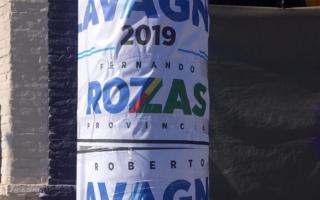 Desde el próximo 12 de julio se podrá comenzar a colocar afiches políticos en las calles. Foto: Prensa