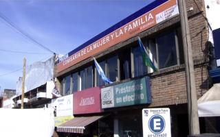 La nueva dependencia se encuentra en Rivadavia 459.