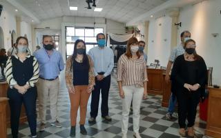Chacabuco: Se unificó el bloque de concejales del Frente de Todos