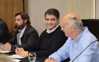 Jorge Macri asumió como presidente del PRO de la Provincia de Buenos Aires en lugar de Vidal