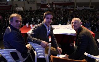 Pablo Barrena, presidente de la Convención de la Unión Cívica Radical bonaerense