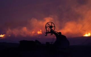 El fuego arrasó con 20 mil hectáreas en Córdoba: Foto: La Voz