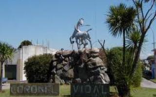 Con numerosos festejos se conmemora el 130° aniversario de Coronel Vidal