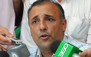 Fernando Corsiglia apuntó contra María Eugenia Vidal.
