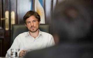 Augusto Costa habló sobre la situación de Tandil