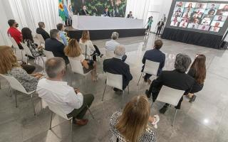 Apertura legislativa en La Costa: El intendente Cardozo adelantó las obras para 2021