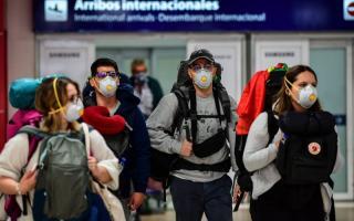 Ezeiza - Coronavirus: Detectan la cepa británica en un argentino (Imagen ilustrativa)