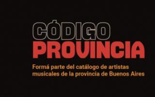 """Músicos bonaerenses podrán subir sus producciones a la plataforma """"Código Provincia"""""""