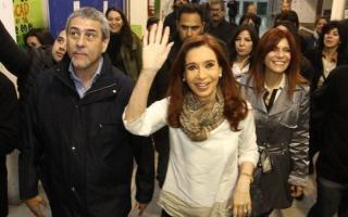 Cristina estará nuevamente en Avellaneda.