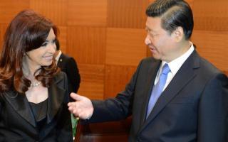 Cristina se reunirá con su par Xi Jinping.