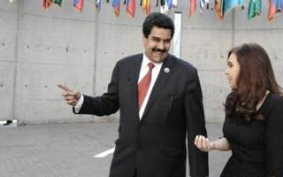 El mandatario venezolano llegaría a nuestro país el 8 de mayo.