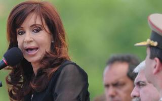 La Presidenta Cristina Fernández firmó el decreto que pone en marcha el plan.