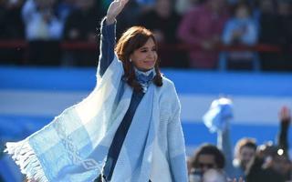 Cristina será candidata a Senadora nacional.
