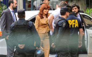 El juez Bonadío pidió el desafuero de Cristina.