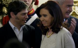 Cristina confirmó el envío del proyecto y elogió a su Ministro de Economía.