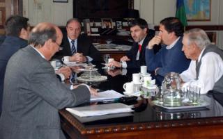 La reunión fue en la Ciudad Autónoma de Buenos Aires.