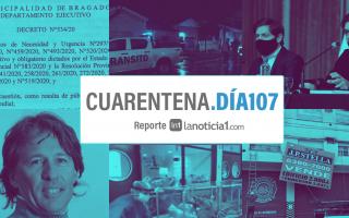 El resumen del día 107 de la cuarentena en territorio bonaerense.