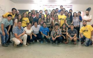 La Juventud Pro de la Sexta se reunió en Bahía Blanca.