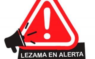 Nuevo sistema de aviso de un hecho delictivo de Lezama. Foto: Prensa