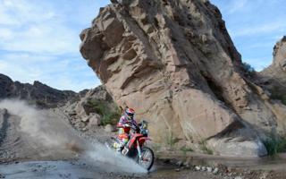 El Dakar une Argentina, Chile y Bolivia.