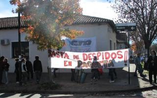 Incertidumbre en la empresa Paquetá. Foto: Prensa