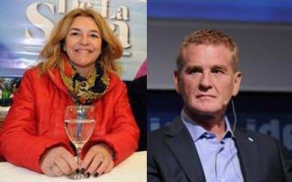 Claudia Rucci reemplazará a Francisco De Narváez en Diputados.