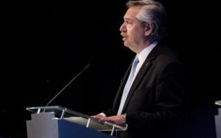 Una gran cantidad de intendentes bonaerenses apoyaron a Alberto Fernández
