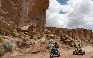 El Dakar volvió a la Argentina.