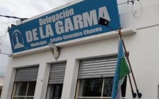 Doce estudiantes contagiados de De La Garma en Gonzales Chaves (Foto: Delegación)