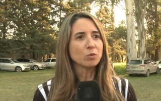 Flavia Delmonte conversó con LaNoticia1. Foto: Archivo