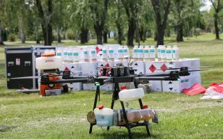 En Bolivar compraron nuevos equipos anti dengue