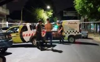 Lo balearon al salir de su casa. Foto: Prensa