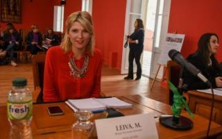 Proyecto para crear una Comisión que controle el cumplimiento de la Ley de Paridad. Foto: Prensa