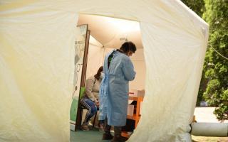 Coronavirus en Lobería: El Detectar incrementó la cantidad de casos confirmados
