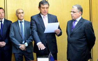 Dileo asumió en el Consejo de la Magistratura.