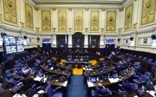 Legislatura bonaerense: Diputados dio media sanción al proyecto que autoriza a Kicillof a comprar vacunas