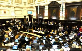 El proyecto fue tratado en la sesión de Diputados. Foto: LaNoticia1.