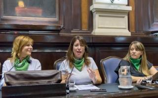 Presentan en Diputados proyecto para transparentar designación de cargos en la Justicia y exigir paridad