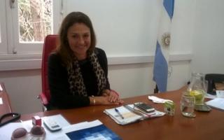 Marcela Campagnoli se expresó en contra del aborto.