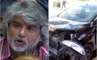El hijo de un diputado atropelló, mató y se dio a la fuga en Moreno