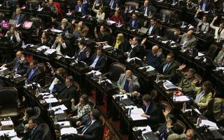 138 diputados votaron a favor de expulsar a De Vido.