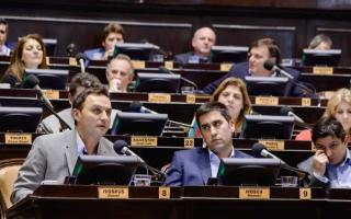Equipo de legisladores de Cambiemos recorrerá la Provincia durante el Mundial