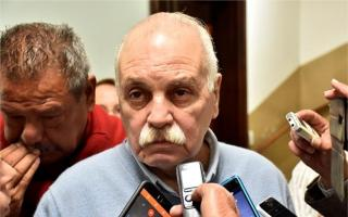 Gilardi lanzó desafortunadas expresiones ante la prensa.