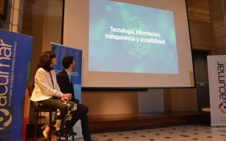 Acumar renovó su plataforma web y facilita el acceso a la información