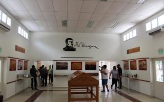 Navarro:Homenaje en el 192 aniversario del fusilamiento de Manuel Dorrego