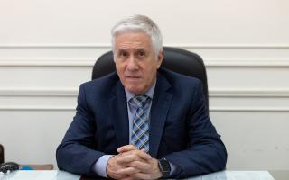 Darío Díaz Pérez, presidente IOSFA